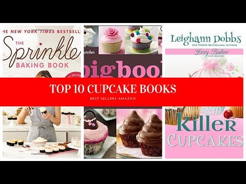 Top 10 Best Cupcake Books Amazon 2019 Youtube