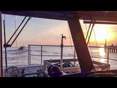 Dalby Offshore-     Day in the Life of Deck Hand Scott Elford