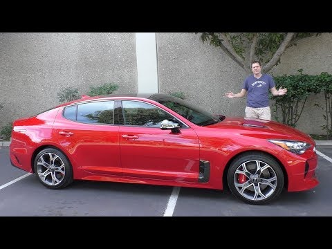 Here s Why the 2018 Kia Stinger GT Is Worth 50,000