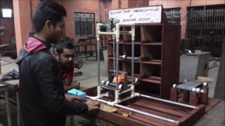 Mechanical Engineering Final Year Project - Car Parking System