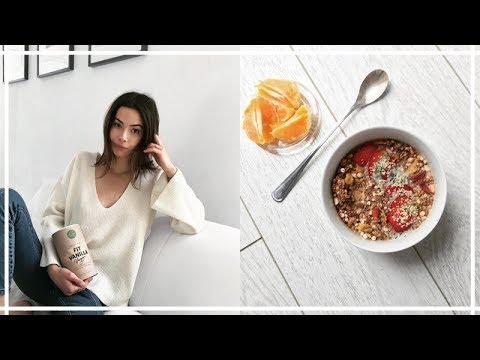 Co Jem w Ciągu Dnia? / Wegański FoodVlog