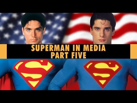 John Newton/Gerard Christopher Superboy | Superman in Media Part 5
