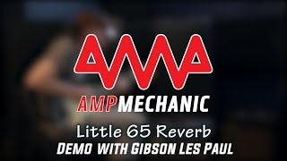 Little 65 Reverb Demo - Gibson Les Paul Clip 1