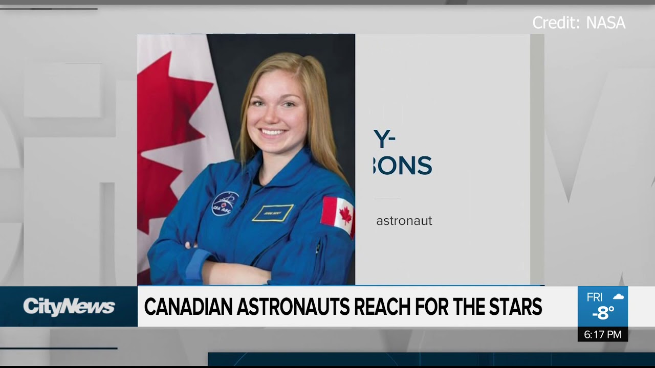 Canadian astronauts reach for the stars - 660 NEWS