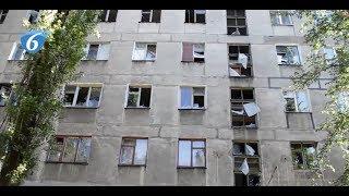 22 06 2018 ВСУ обстреляли поселок Комарова