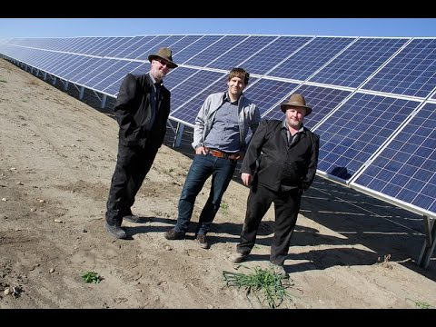 124. Green Acres Solar Farm - The largest in Western Canada