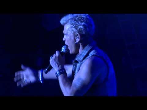 BILLY IDOL - Blue Highway  ( Live - Stuttgart July 08, 2012 )