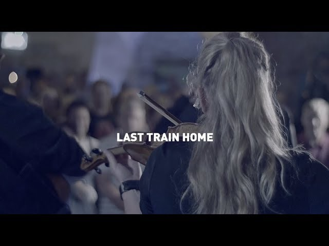 Last Train Home - Phoenix Ashes - Live and Unplugged