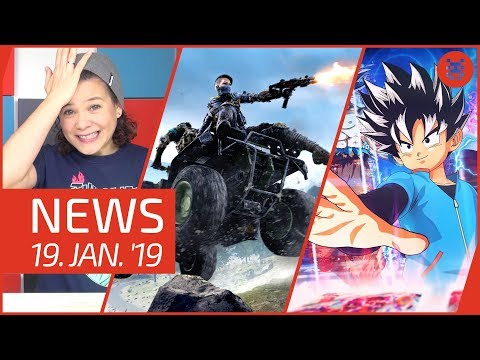 NEWS Call of Duty - Star Wars - The Division 2 - Dragon Ball - One Piece thumbnail