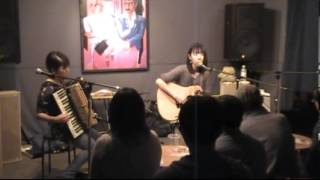 2012/12/2 『やんてらのやぶれかぶれ vol.3』 穂高亜希子vocal,guitar,p...