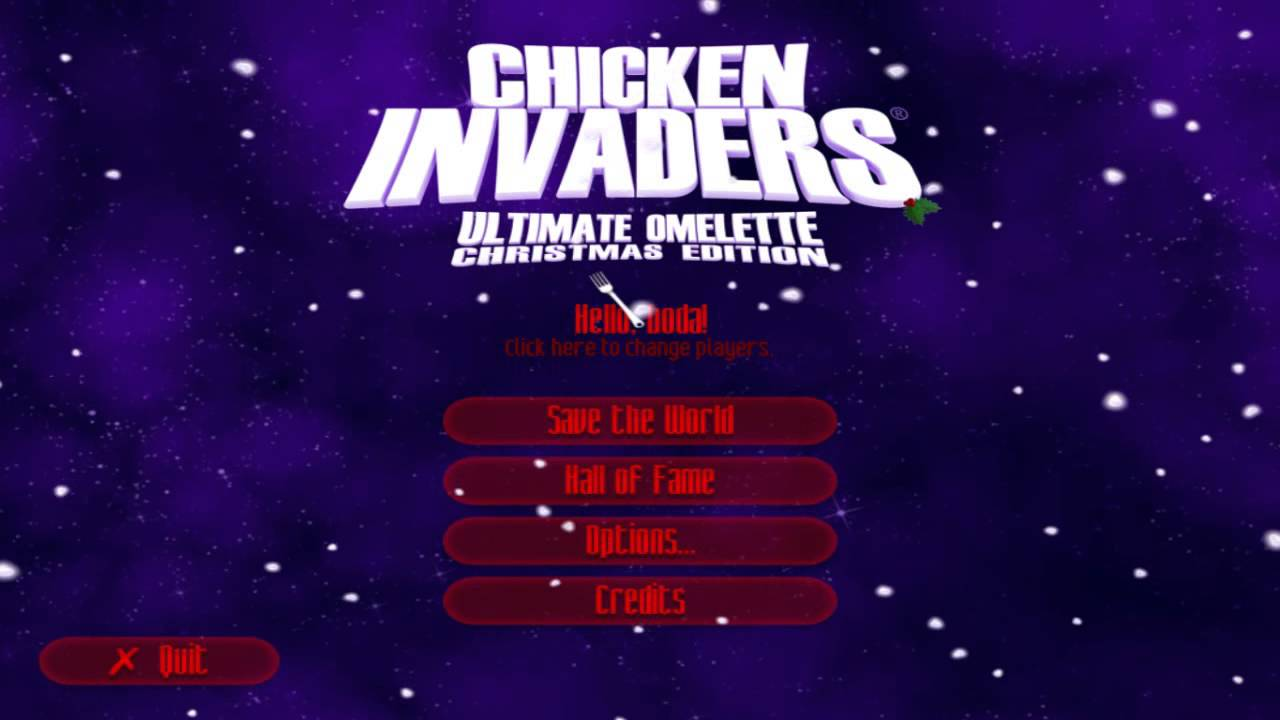 Download free chicken invaders 4 ultimate omelette full version.
