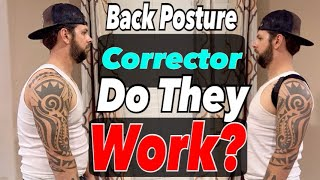 Back Brace For Posture | Posture Corrector | Amazon (Product) Review - Does it Work?