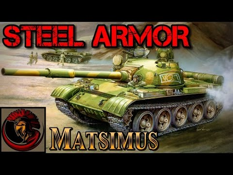 Steel Armour Blaze of War : T-62 Platoon