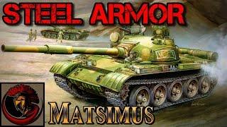 Steel Armour Blaze of War : T-62 Platoon