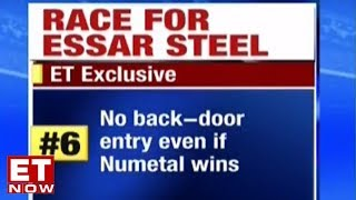 Race For Essar Steel - Defaulters Not Welcome