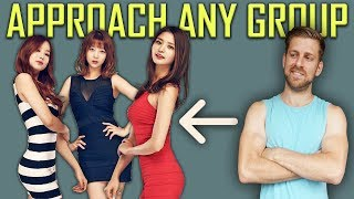 How to Approach a Group of Girls | 5 Easy Steps