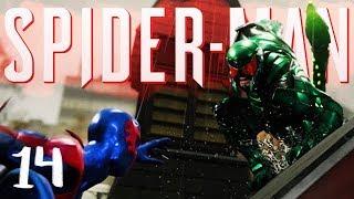 POISONED & HALLUCINATIONS : Marvels Spider-Man PS4 Part 14