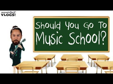 Should You Go To Music School?
