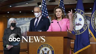 Democrats agree to 'framework' of infrastructure plan l WNT