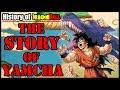 The Story Of Yamcha  History Of Dragon Ball