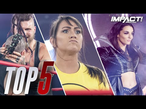 Top 5 Must-See Moments from IMPACT Wrestling for June 23, 2020 | IMPACT! Highlights June 23, 2020