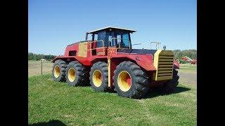 Top ten Biggest Tractors in the world