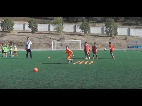 Fútbol-8 Escuela Municipal de Deportes curso 2015/2016
