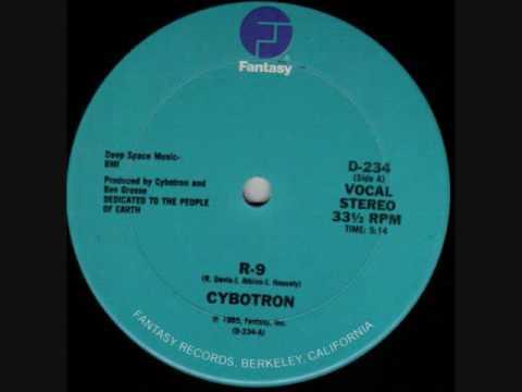 Cybotron - R9 (1985)