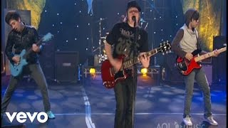 Fall Out Boy - The Take Over, The Breaks Over (AOL Sessions)