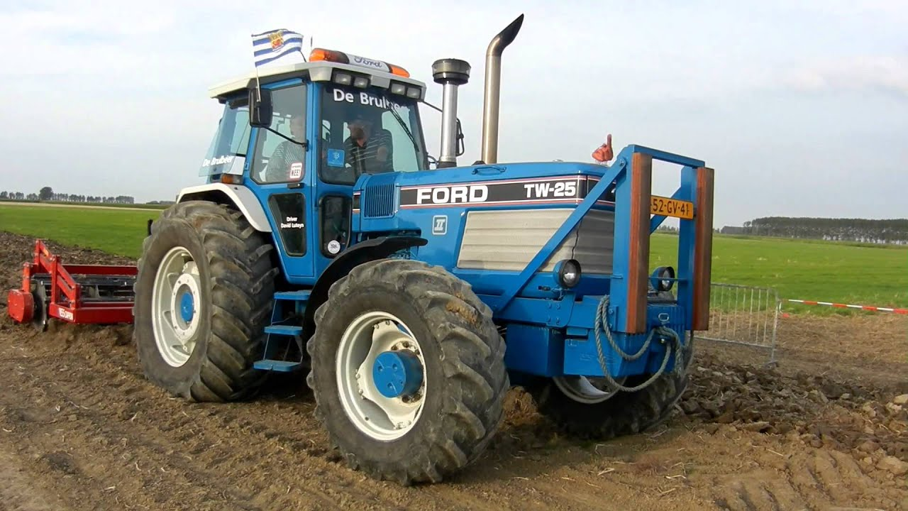 Ford Tw25 Youtube