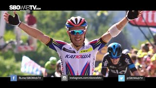 Tour De France - Ivo Ananda SBOWEBTV Holiday