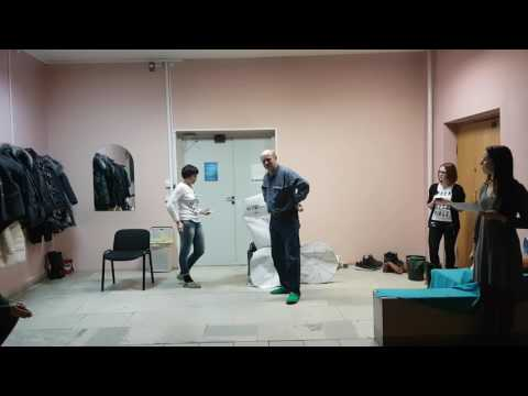 """""""Carla and the Greedy Merchant"""" Performed by Russian Intermediate ESL Students"""