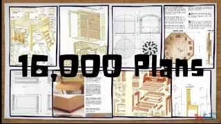 Best Woodworking Plans And Blueprint Review