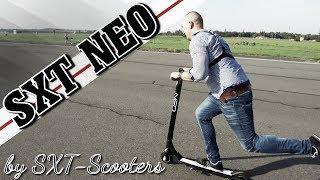 Sxt Neo nur 9,7kg, fast 30km/h, Elektroroller, Escooter, Elektroscooter Tutorial,Test, Review (DEU)