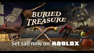 roblox buried treasure event all prizes