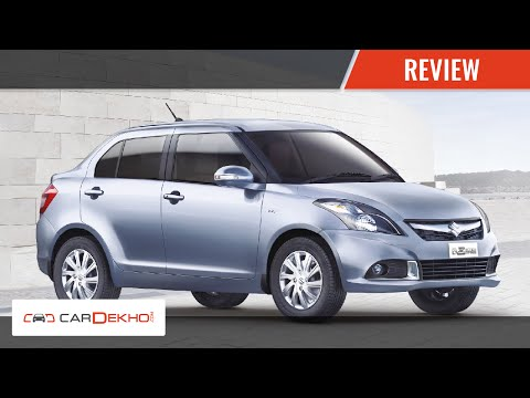 Know Your Maruti Swift Dzire | Review of Features | CarDekho.com