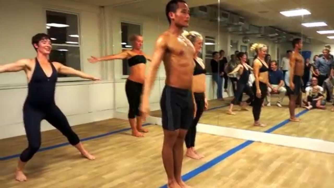 Original Hot Yoga In Brighton Uk Bridgett Ane Goddard At Yoga In The Lanes Youtube