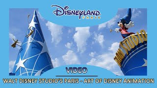 Walt Disney Studios Paris - Art Of Disney Animation