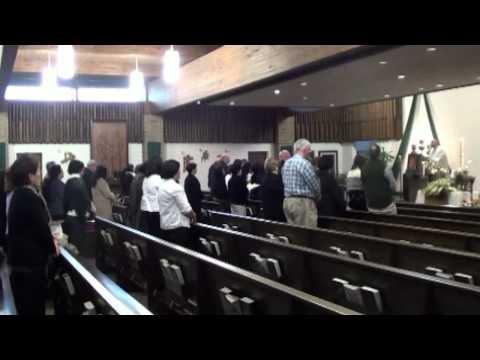 Vefrn-Diane West Funeral Service Part 1