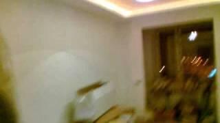 Светодиодная подсветка натяжного потолка(Светодиодная подсветка находится за полотном натяжного потолка. Работа компании