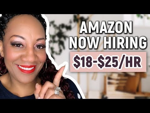 How to Find a Work from Home Job with Amazon.com 2019