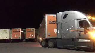 45 Degree Alley D๐ck Plus Backing Tips Schnieder|Swift Transportation|Prime Inc OTR Truck Driver