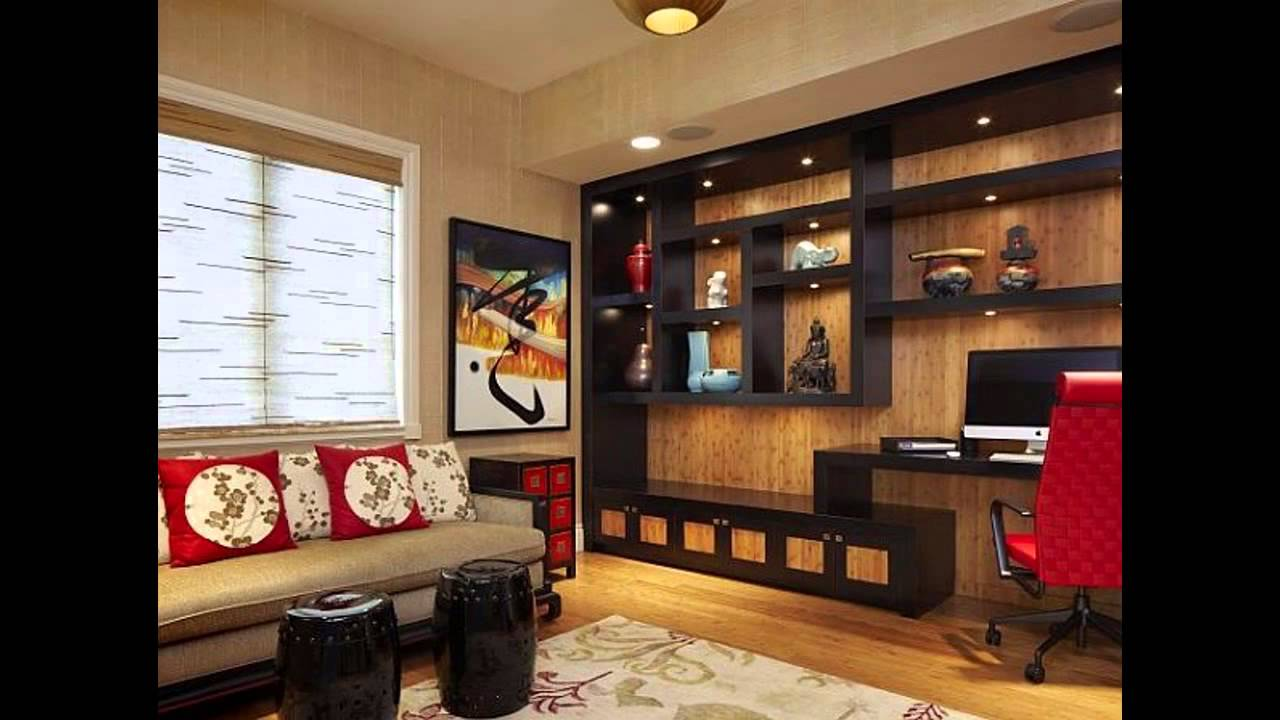 Easy Home Office Shelving Ideas