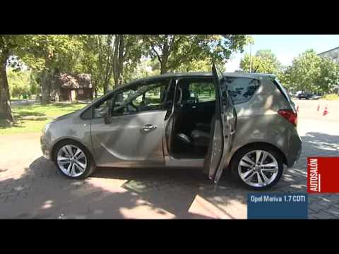 opel meriva test youtube. Black Bedroom Furniture Sets. Home Design Ideas