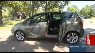 Opel Meriva - Test