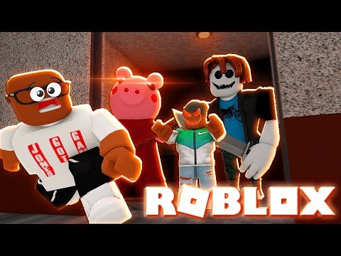MULTIPLAYER ROBLOX SCARY ELEVATOR