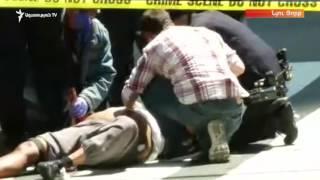 Նյու Յորքում մեքենան մխրճվել է ամբոխի մեջ, կա զոհ, վիրավորներ