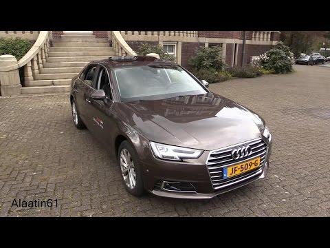 Audi A4 Yeni 2017 ''TR'de Ilk'' Test