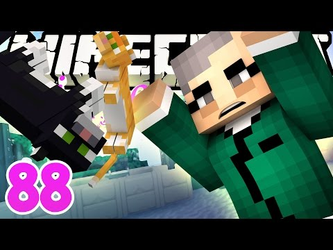 The Tossed Cats | Minecraft Diaries [S1: Ep.88 Roleplay Adventure]