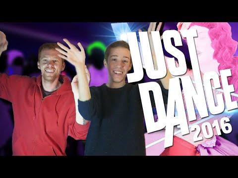 Видео, Just Dance 2016 - Im an Albatraoz AronChupa  Celopan y JPelirrojo